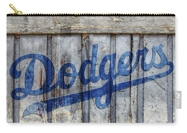 La Dodgers Rustic Carry-all Pouch