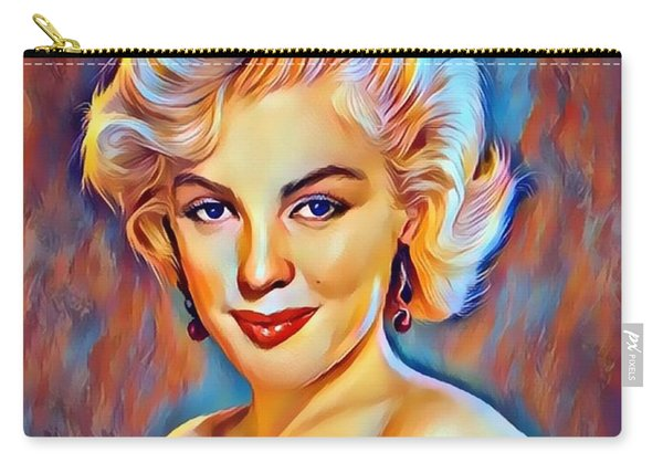 Lady  Monroe  Carry-all Pouch