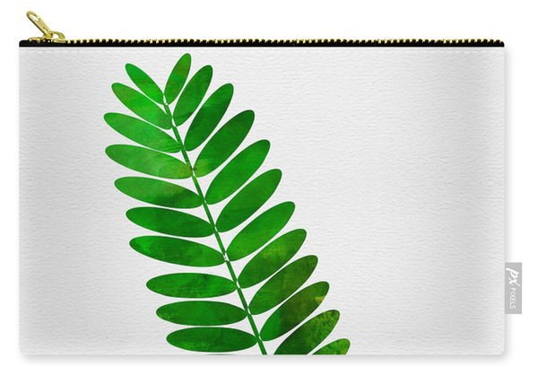 Leaf Branch Carry-all Pouch