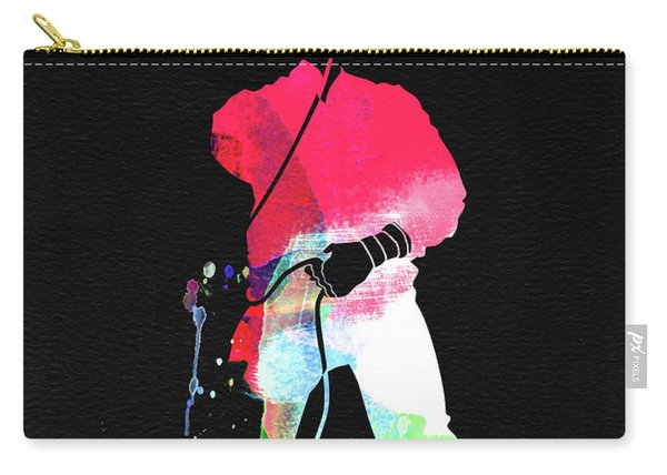 Ll Cool J Watercolor Carry-all Pouch