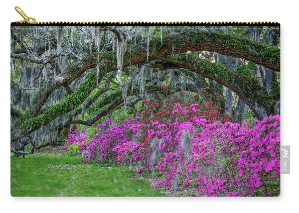 Magnolia Plantation In Spring Carry-all Pouch
