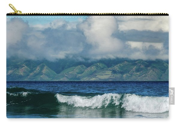 Maui Breakers Carry-all Pouch