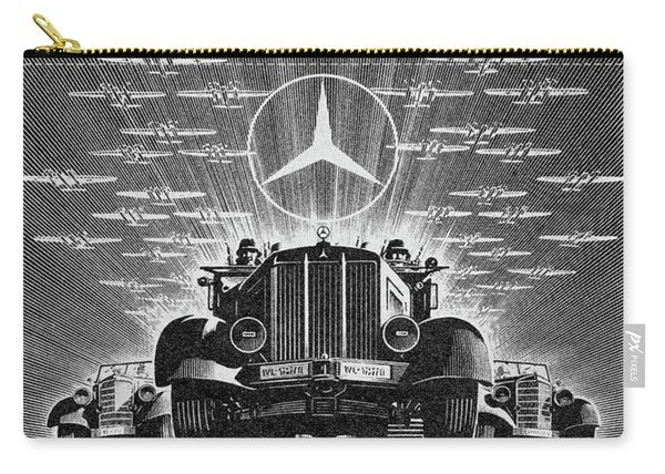 Mercedes Benz Star Carry-all Pouch