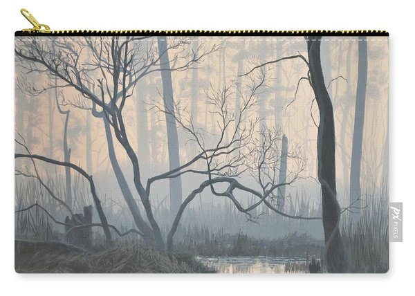 Misty Hideaway - Wood Duck Carry-all Pouch