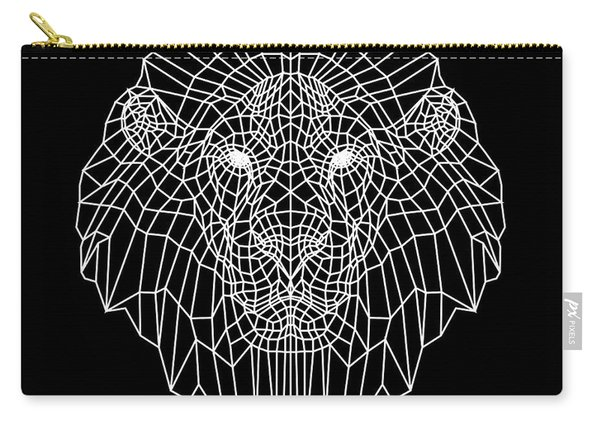 Night Lion Carry-all Pouch