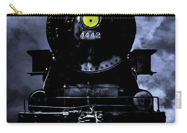 Stormy Night Train  Carry-all Pouch