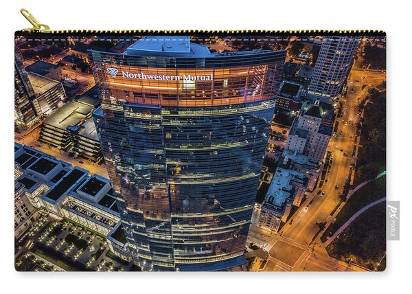 Northwestern Mutual Tower Carry-all Pouch