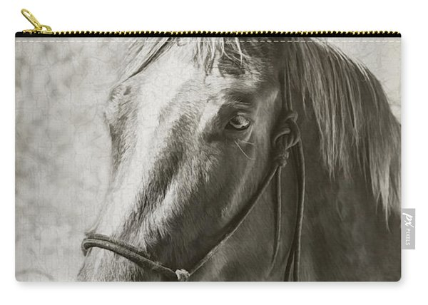 Old West Transportation Carry-all Pouch