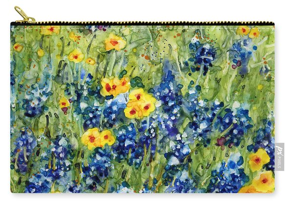 Painted Hills Carry-all Pouch