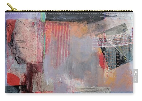 Palimpsest Carry-all Pouch