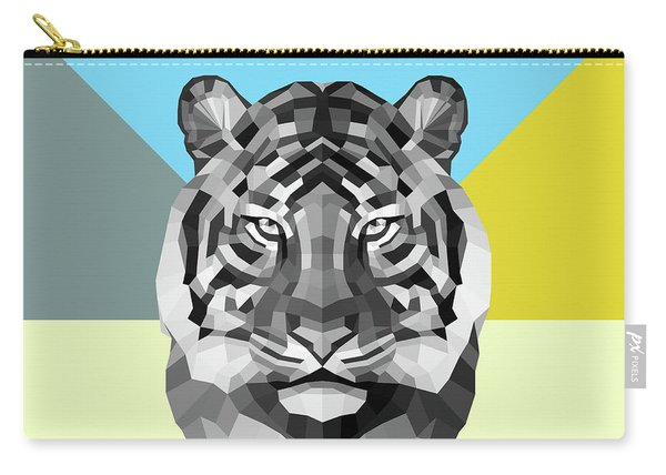 Party Tiger Carry-all Pouch