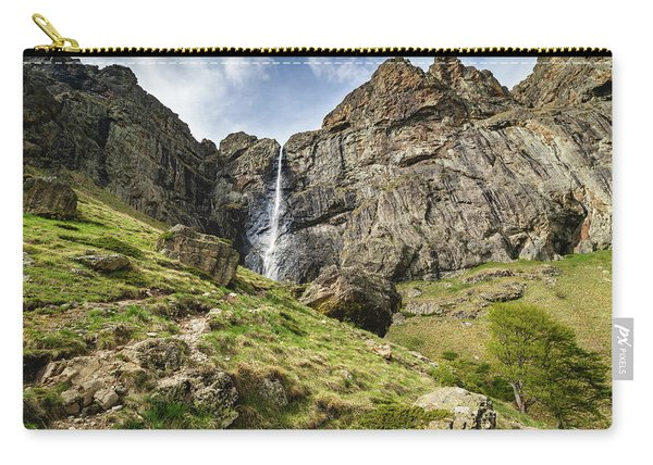 Raysko Praskalo Waterfall, Balkan Mountain Carry-all Pouch