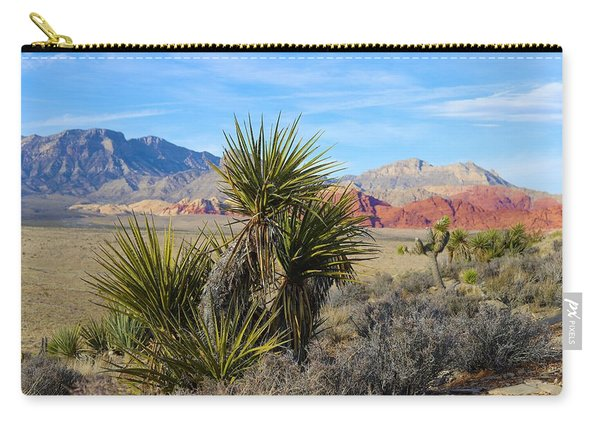 Red Rock Canyon National Conservation Area Carry-all Pouch