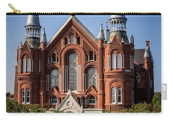 Sacred Heart Cultural Center - Augusta Ga Carry-all Pouch
