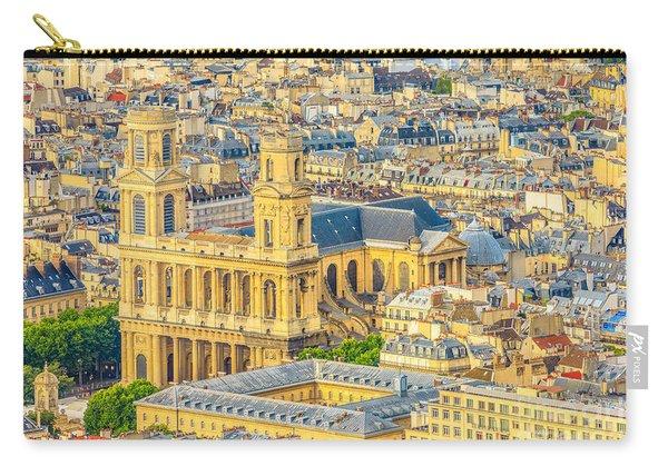 Saint Sulpice Church Paris Carry-all Pouch