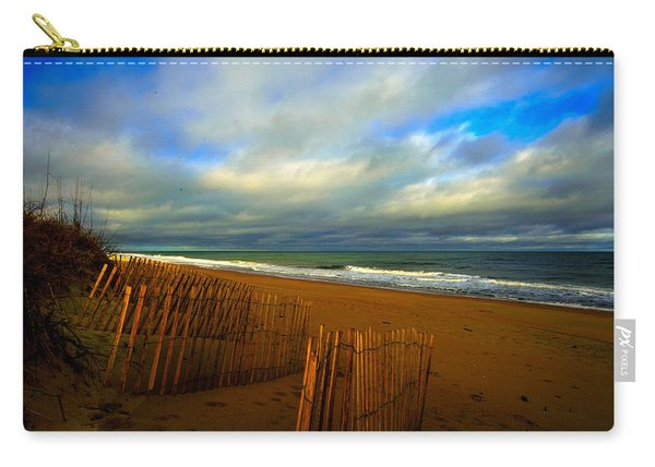 Sand Fences  Carry-all Pouch