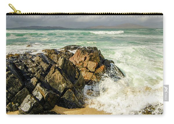 Scarista, Isle Of Harris Carry-all Pouch