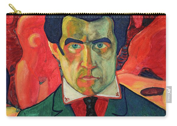 Self Portrait, 1910 Carry-all Pouch
