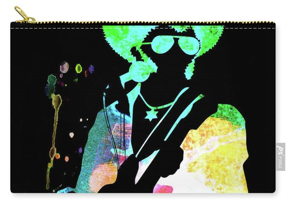 Sly And The Family Stone Watercolor  Carry-all Pouch