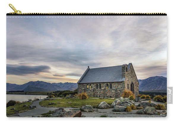 Tekapo - New Zealand Carry-all Pouch