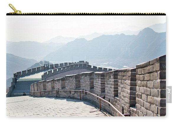 The Great Wall Of China Carry-all Pouch