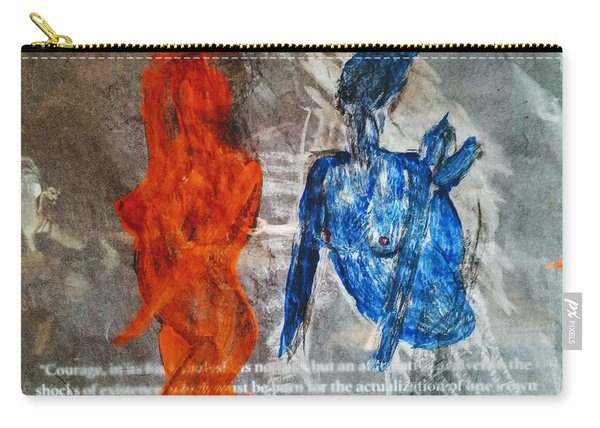 The Immolation Carry-all Pouch