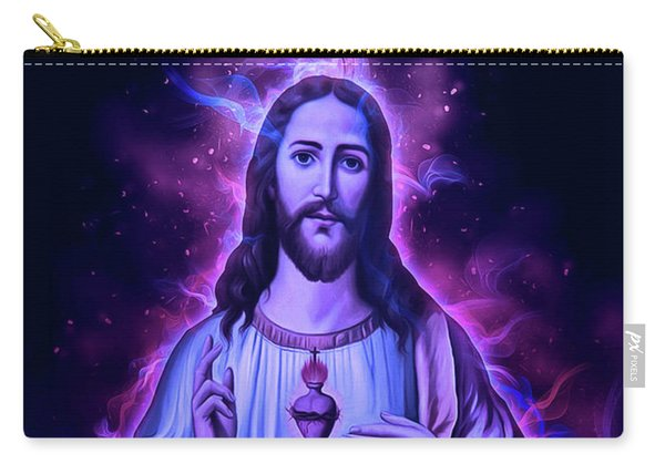 The Lord Is With You Carry-all Pouch