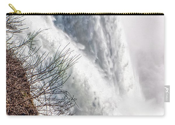 The Mighty Niagara Falls Carry-all Pouch