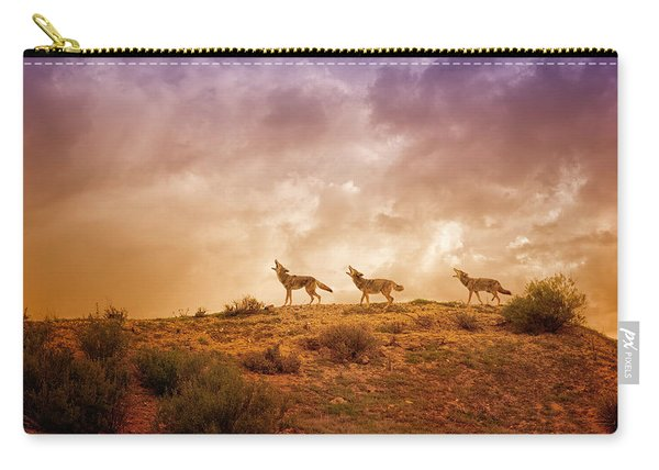 Three Part Harmony Carry-all Pouch