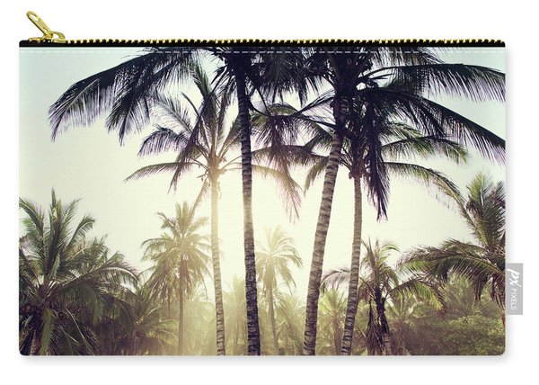 Ticla Palms Carry-all Pouch