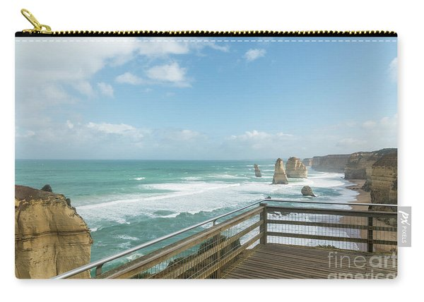 Twelve Apostles Sea Rocks Carry-all Pouch
