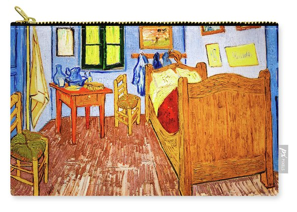 Van Gogh's Bedroom Carry-all Pouch