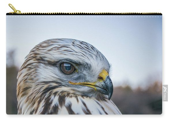 Carry-all Pouch featuring the photograph B2 by Joshua Able's Wildlife