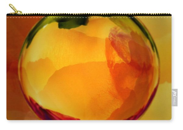 Watercolor Glass Marble  Carry-all Pouch