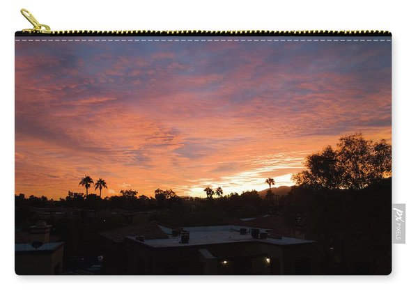 West Coast Vibe Carry-all Pouch