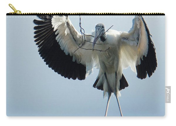 Woodstork Nesting Carry-all Pouch
