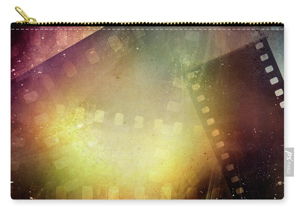 Film Frames  Carry-all Pouch