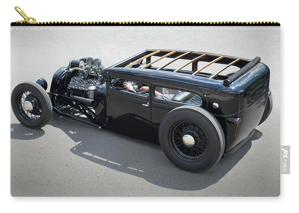 1929 Ford Low Street Rod Carry-all Pouch