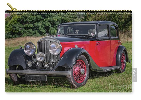 1934 Bentley Carry-all Pouch