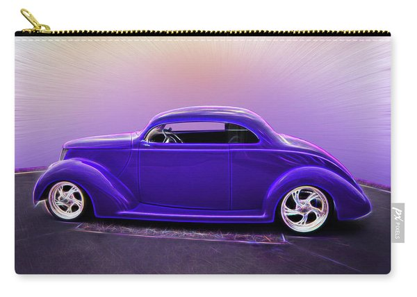 1937 Ford Coupe Carry-all Pouch