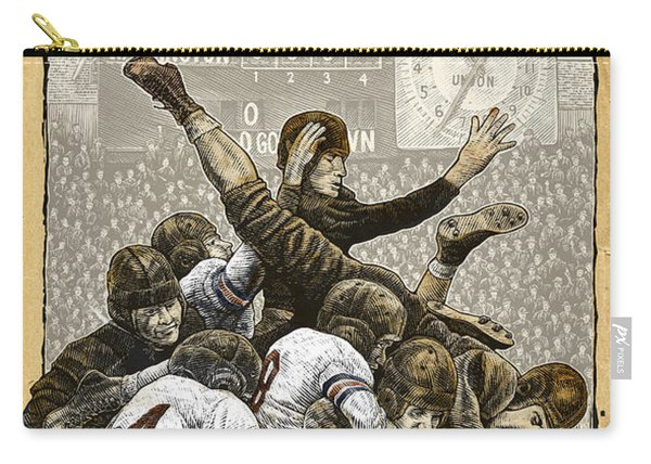 1940 Chicago Bears Carry-all Pouch