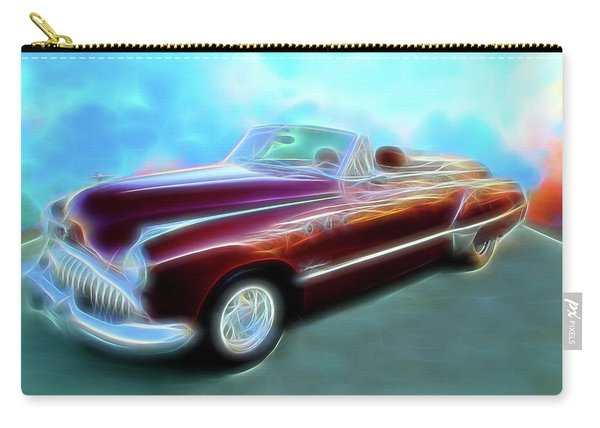 1949  Buick Convertable Carry-all Pouch