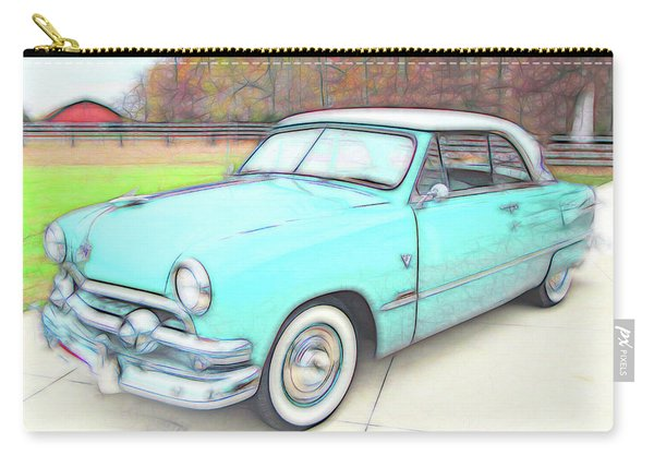 1951 Ford Carry-all Pouch