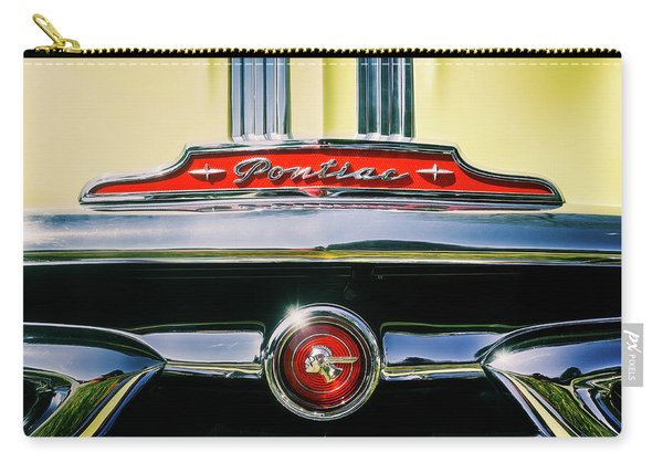 1953 Pontiac Grille Carry-all Pouch