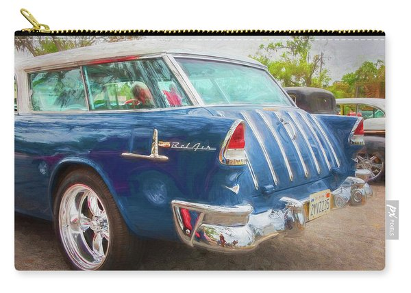 1955 Chevrolet Bel Air Nomad Station Wagon 228 Carry-all Pouch
