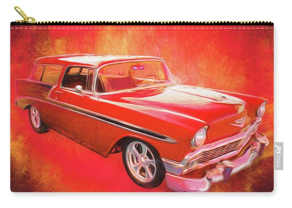 1956 Chevy Nomad Carry-all Pouch