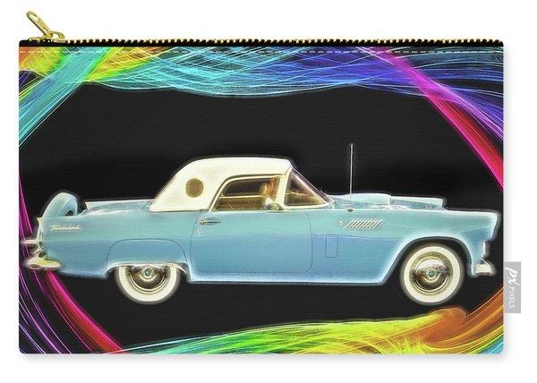 1956 Thunderbird Carry-all Pouch