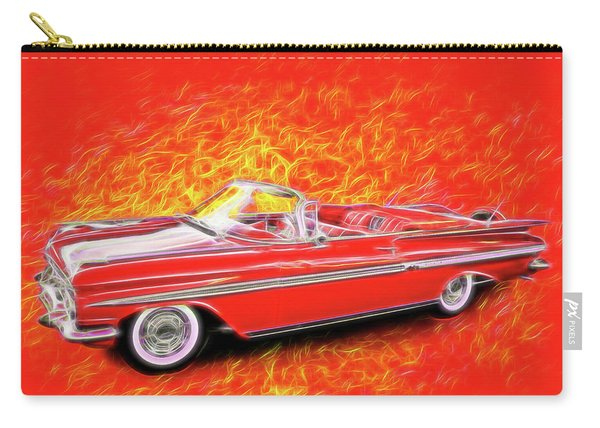 1959 Chevy Convertable Carry-all Pouch