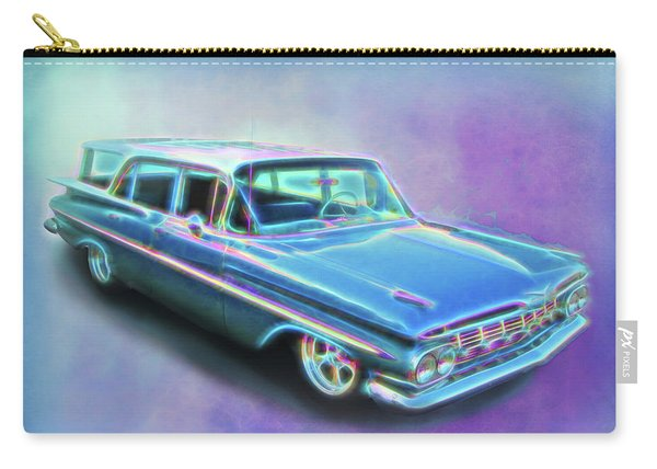 1959 Chevy Wagon Carry-all Pouch