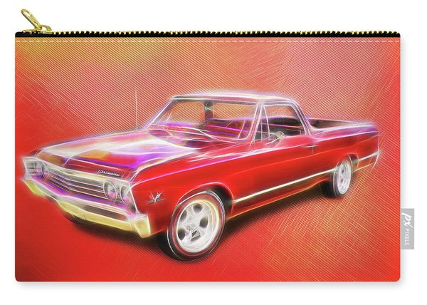 1967 El Camino Carry-all Pouch